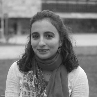 Helena Zohdi. Foto: Dilruba Kam/Bildrechte: AIWG