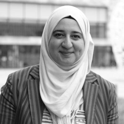 Sukayna El-Zayat. Foto: Dilruba Hayrunnisa Kam/Bildrechte: AIWG